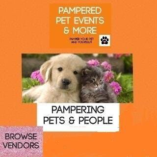 Pamper People &amp Pet Event