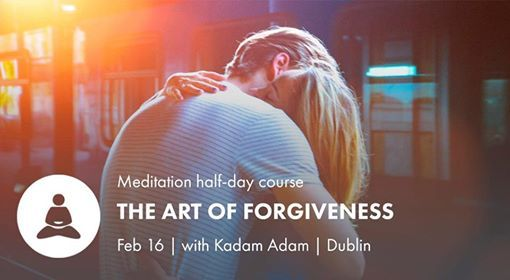 Meditation half-day course - The art of forgiveness