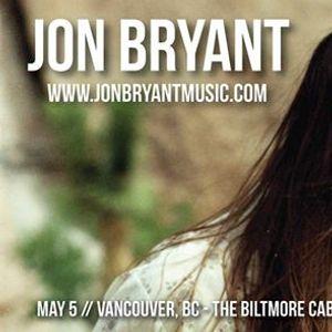 Jon Bryant live in Vancouver