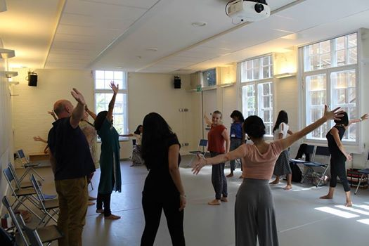 Dance for All Learning & Particiaption Artist Training