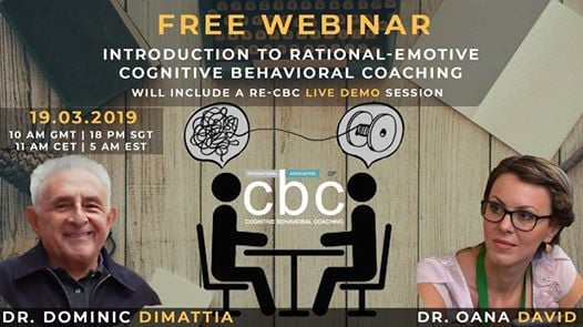 Introduction to Rational-Emotive Cognitive Behavioral Coaching