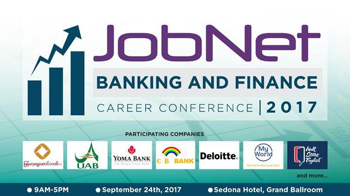 JobNet Banking & Finance Career Conference