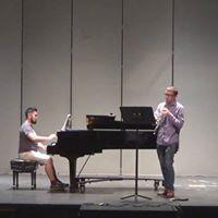 Martin Monsons Senior Recital