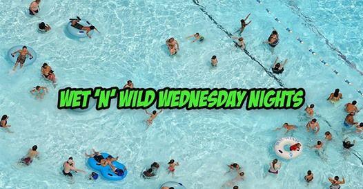 Wet N Wild Wednesday Nights at Elitch Gardens, Denver