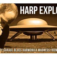 Koncert Harp Explosion ispodpruge