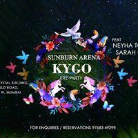 OLA Sunburn Arena Official Pre Party - Mumbai