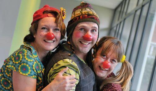 Kennismaking met de contactclown Module 3 De non-verbale Clown