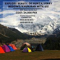 7 Days Tour to Hunza ValleyKhunjrab Pass &amp Fairy Medows