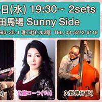 524() Trio JAZZ Live Sunny Side