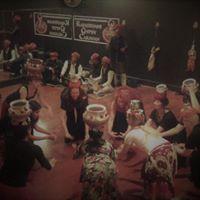 Rajasthani Caravan 1 Day Dance Workshop  Live Music