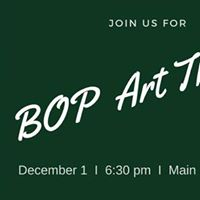 BOP December Art Therapy