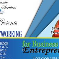 Elevate Networking for Business Minded Entrepreneurs