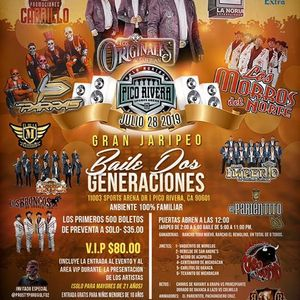 Jaripeo events in Burbank, Today and Upcoming jaripeo events