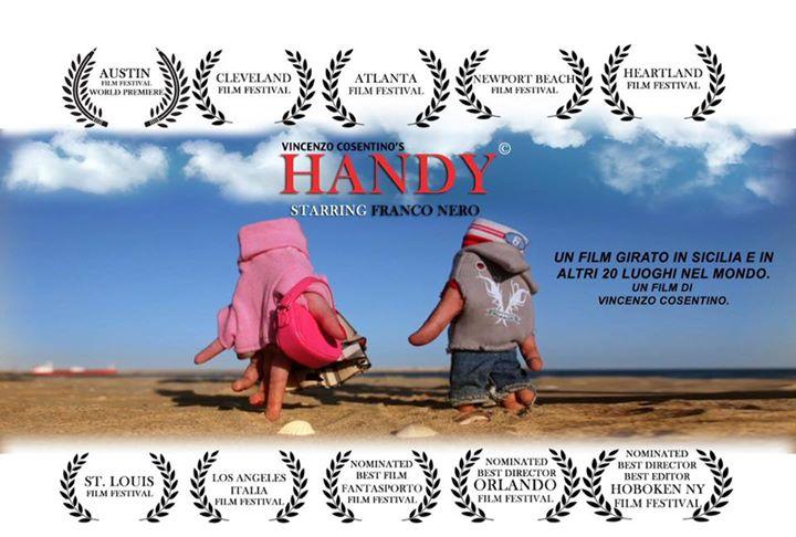 Presentazione del film Handy di Vincenzo Cosentino