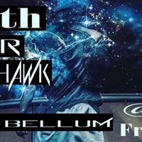Haster Freedom Hawk Irata Para Bellum