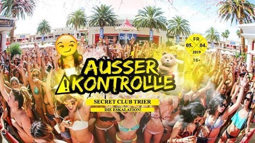 Ausser Kontrolle - Die Eskalationsparty