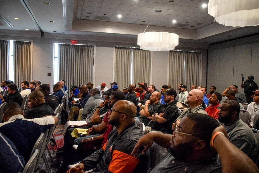 2019 Minority Coaches Association of Georgia - Football Coaches Conference