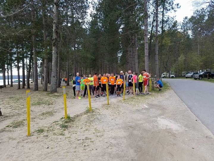 2018 Mesick Mushroom Festival 5k Race/2K walk at Northern