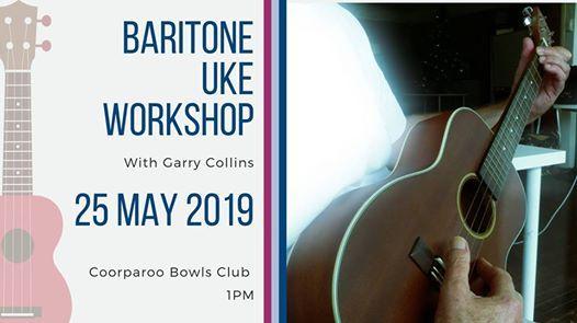Baritone Uke Workshop 2019
