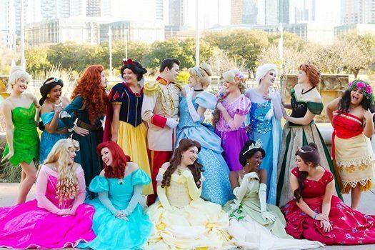 Detroit Pretty Princess Party