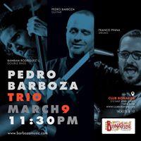 Pedro Barboza Trio