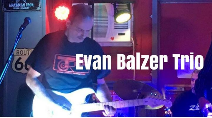Evan Balzer Trio - Live at The Fez