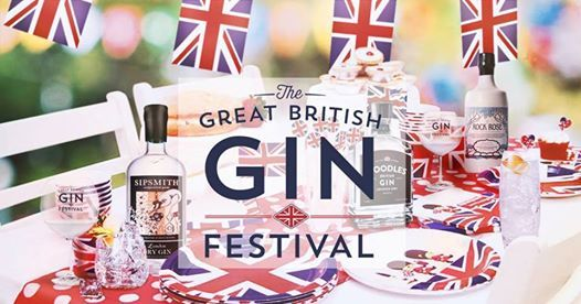 The Great British Gin Festival - Exeter - 150 Tickets Remain