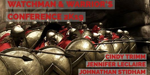 Watchman & Warriors Conference with Dr  Cindy Trimm