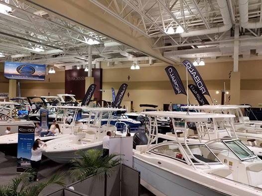 Charleston Boat Show