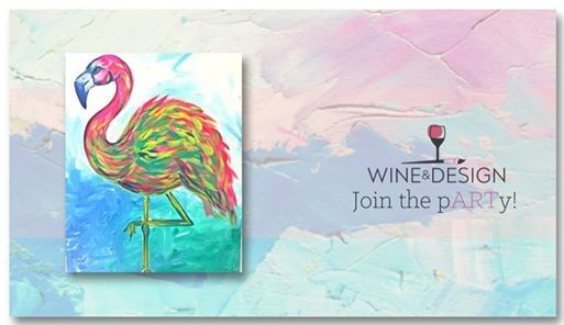 Sip Paint Fancy Fran At Wine Design Clayton Nc Carolina