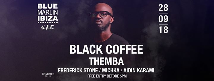 Black Coffee & Themba