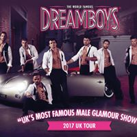 White Rock Theatre - Hastings - The Dreamboys