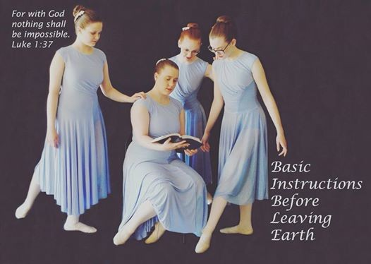 Year End Recital Basic Instructions Before Leaving Earth Bible
