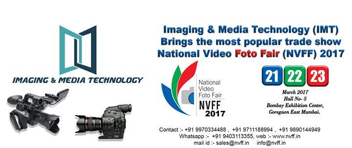 NVFF 2017. National Video Foto Fair 2017