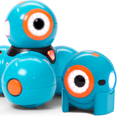 Dash &amp Dot Obstacle Search and Rescue
