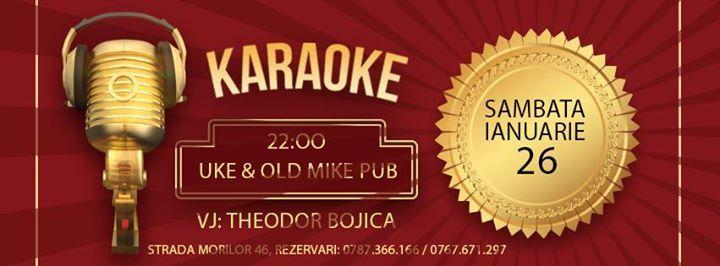 Karaoke Night - DJ Theodor Bojica