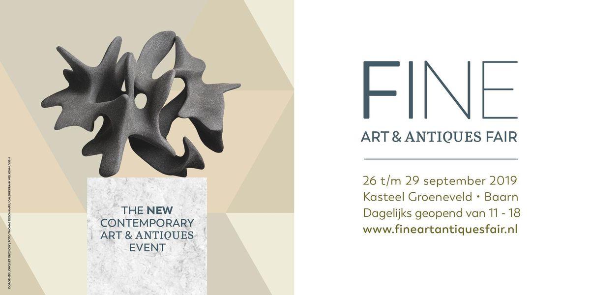 FINE art & antiques fair 2019