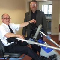 Ex Armed Forces Fitness Suite Open Morning