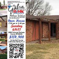Open House in Clovis 642017