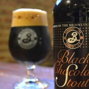 Brooklyn Black Chocolate Stout Tapping