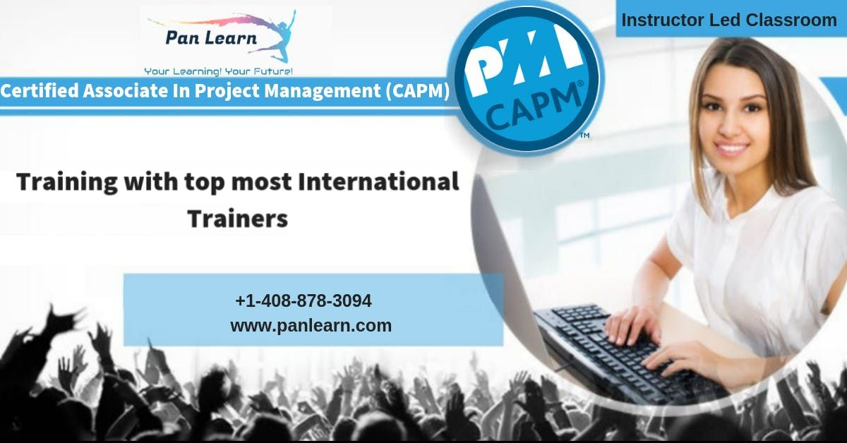 CAPM (Certified Associate In Project Management) Classroom Training In Columbia SC