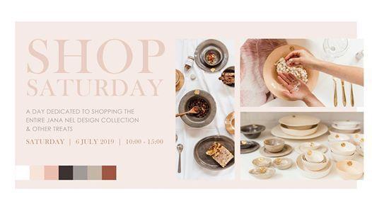 Jana Nel Design - Shop Saturday
