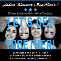 Ladies Summers End Networking Mixer  Successful Women of CV