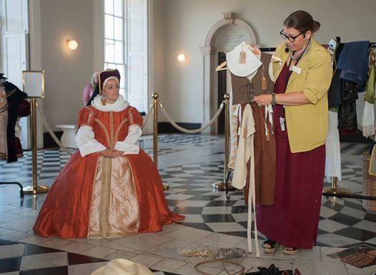 Undressing the Tudors and Stuarts