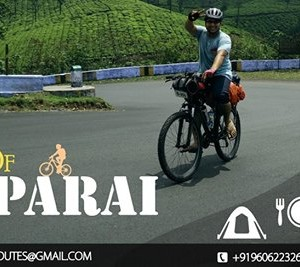 Trails of Valparai [Cycling]