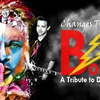 Changes Two Bowie heads to the Millfield Theatre