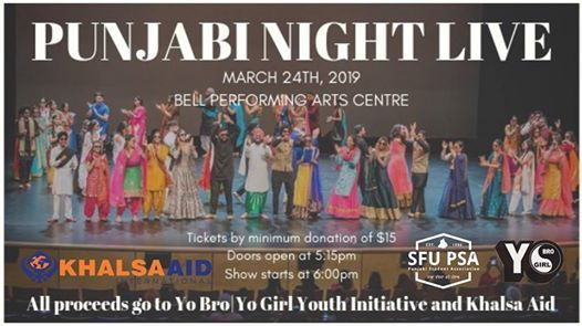 Punjabi Night Live 2019