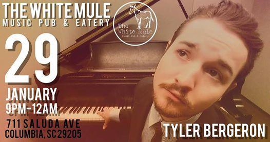 Tyler Bergeron - Free Show