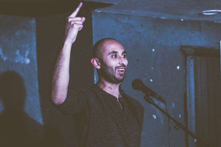 Spoken Word London - 17th January