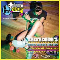 Down &amp Derby Roller Disco Party w Jx4 &amp DJ Bamboo